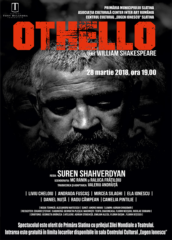 othello teatru