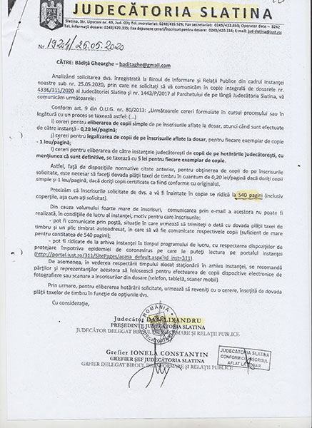 document badita e net