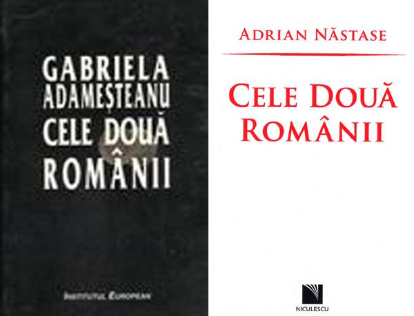 carti cele doua romanii
