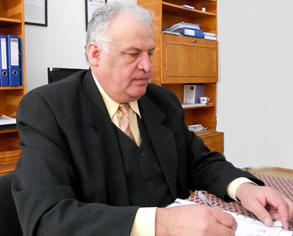 Prof. Axente Fodor