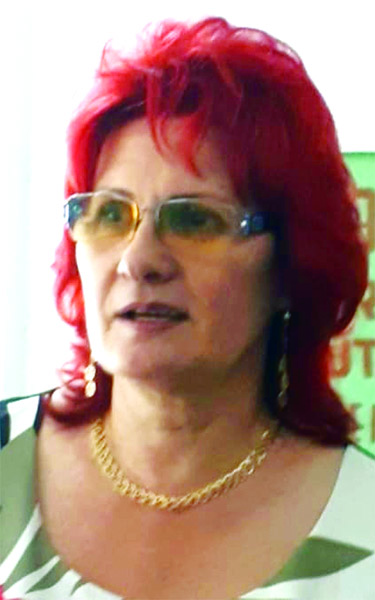 Prof. dr. Ștefania Marineanu